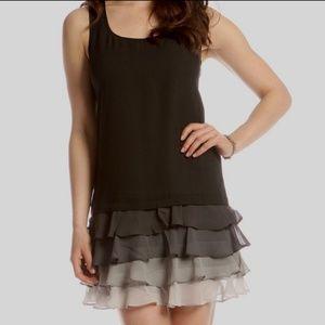 Ted Baker sleeveless black dress